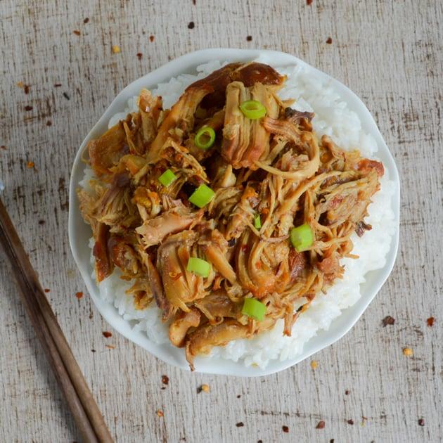 slow cooker low sodium orange chicken chicken