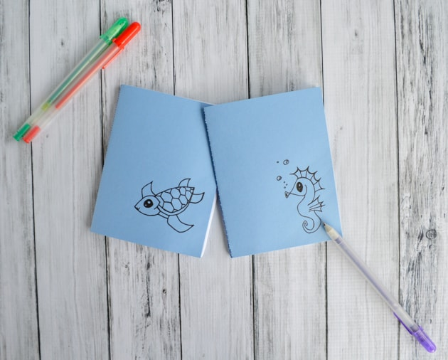picture about Printable Notebooks identify Do-it-yourself Mini Laptop computer (with Printable!) - The Artisan Lifestyle
