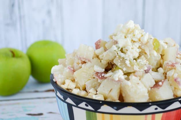 Potato Apple Salad