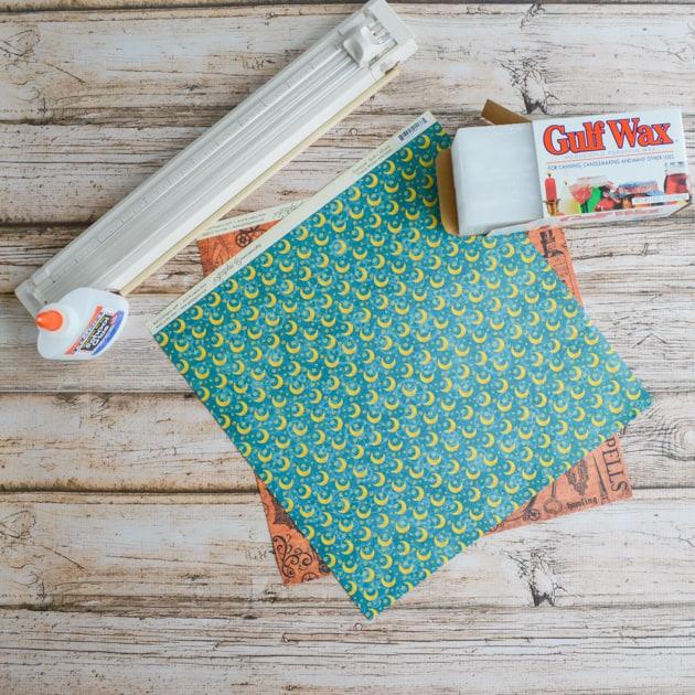diy paper straw supplies