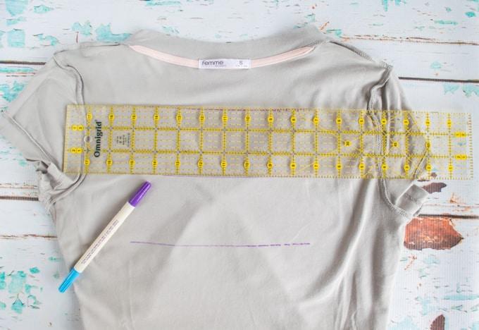 all three lines on tshirt