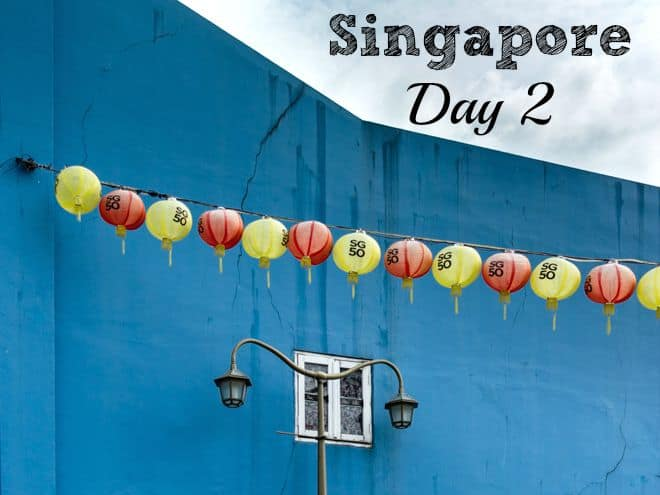 Sinapore Day 2
