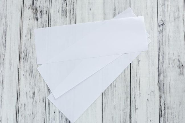 paper pattern for crossfit wrist wraps