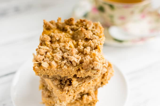 healthier pumpkin pie bars