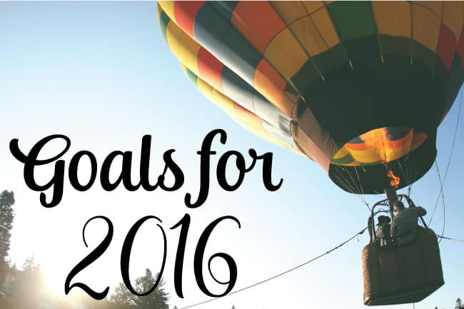 goals-for-2016