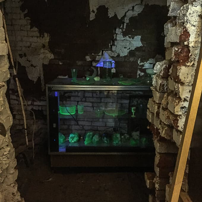 glowing-glass