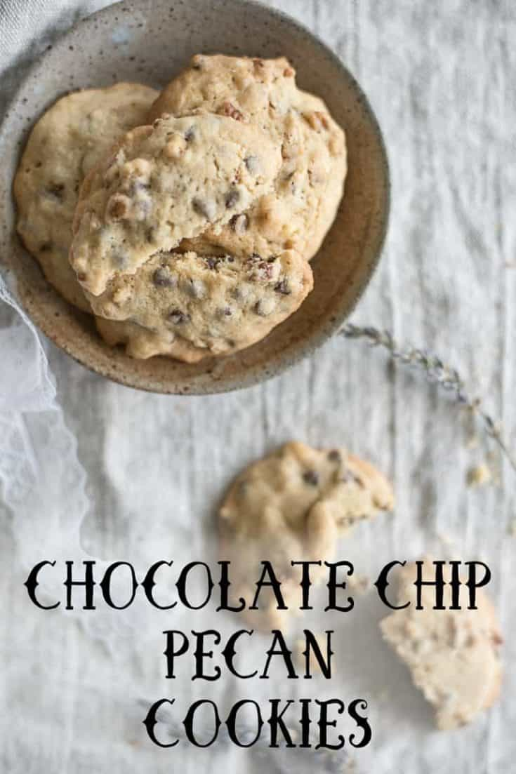 Pecan Chocolate Chip Cookies Recipe