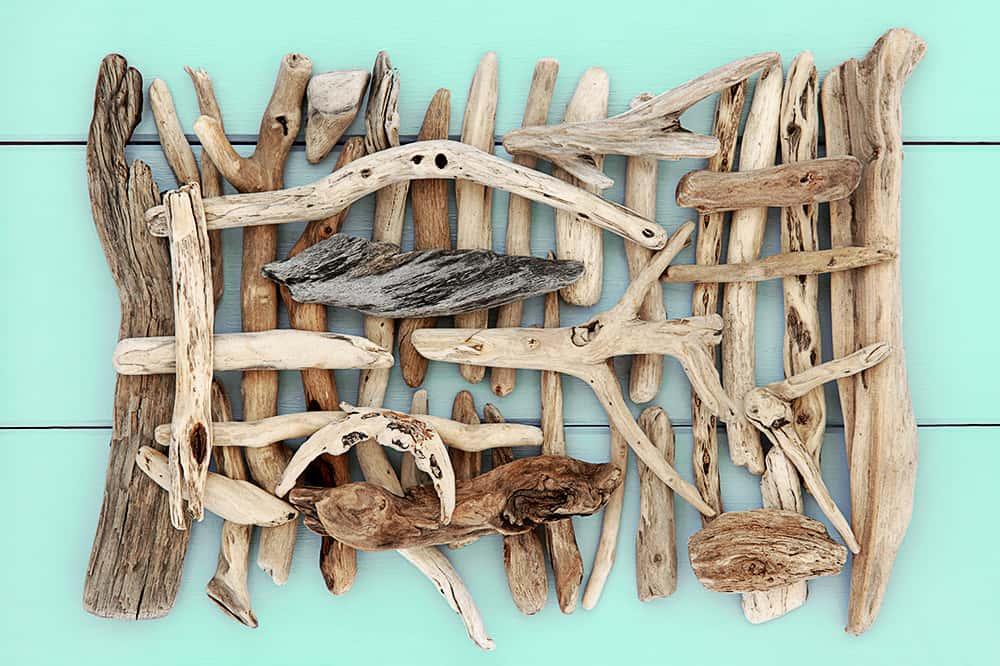 ready for driftwood crafts