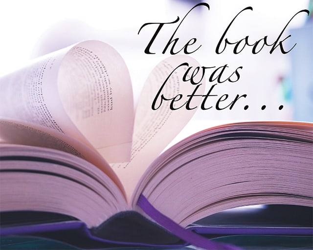 the book was better free printable