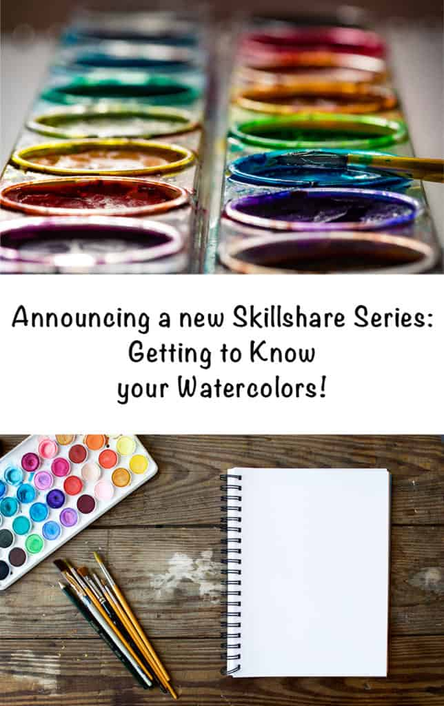Announcing a new Skillshare Series - Getting to Know your