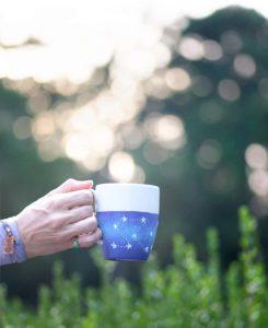 dishwasher safe galaxy mug tutorial with video