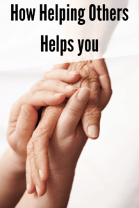 How Helping Others Helps You