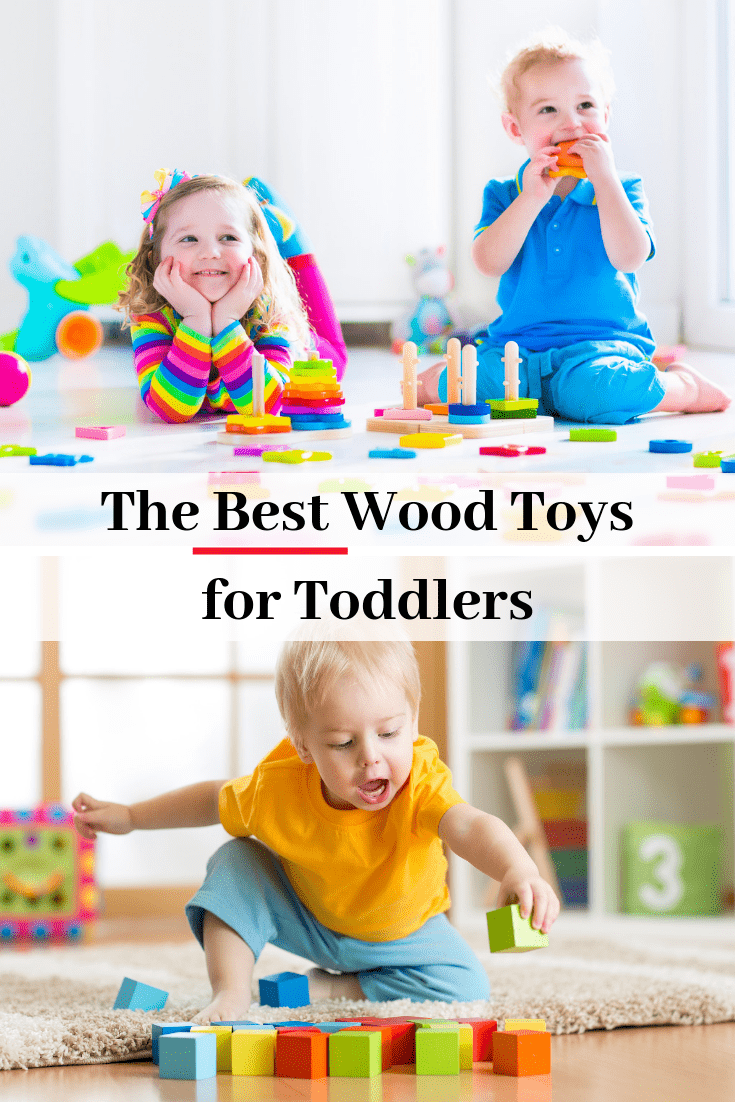 The Best Non-Toxic Wood Toys for Toddlers