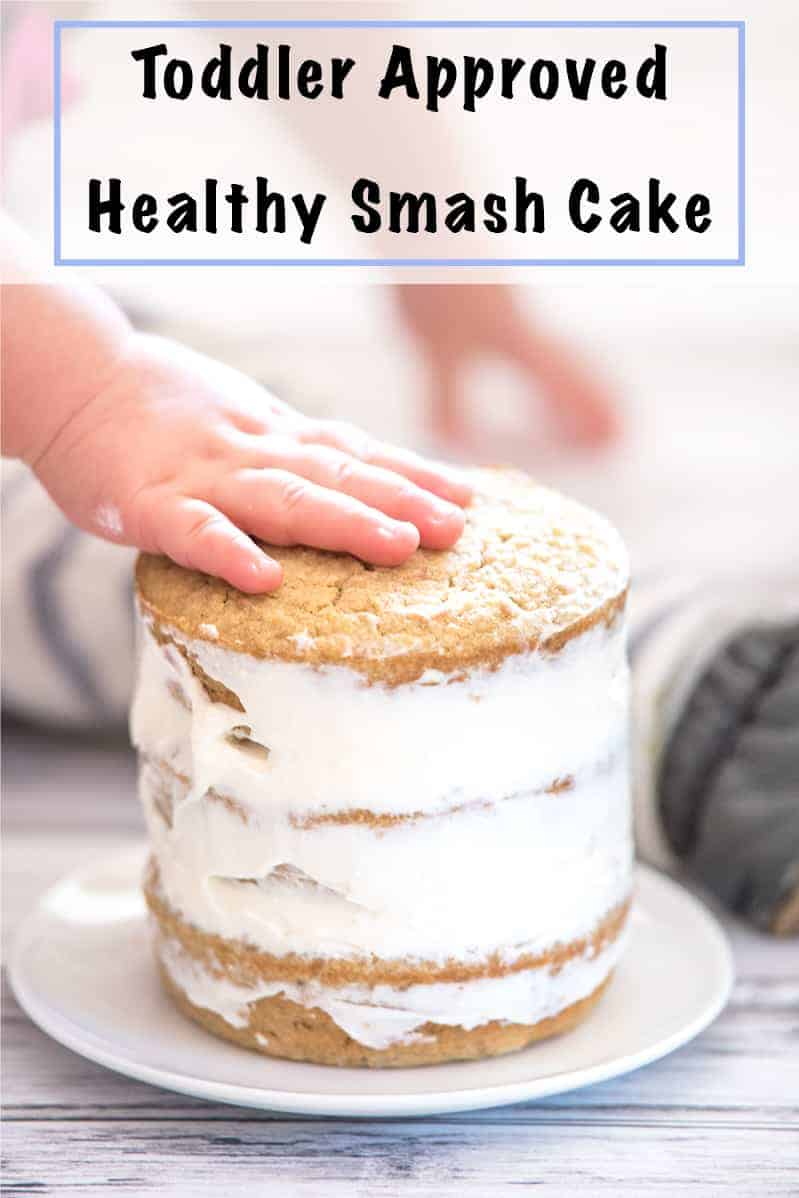Surprising Healthy Smash Cake Recipe No Added Sugar Gluten Free First Funny Birthday Cards Online Inifodamsfinfo