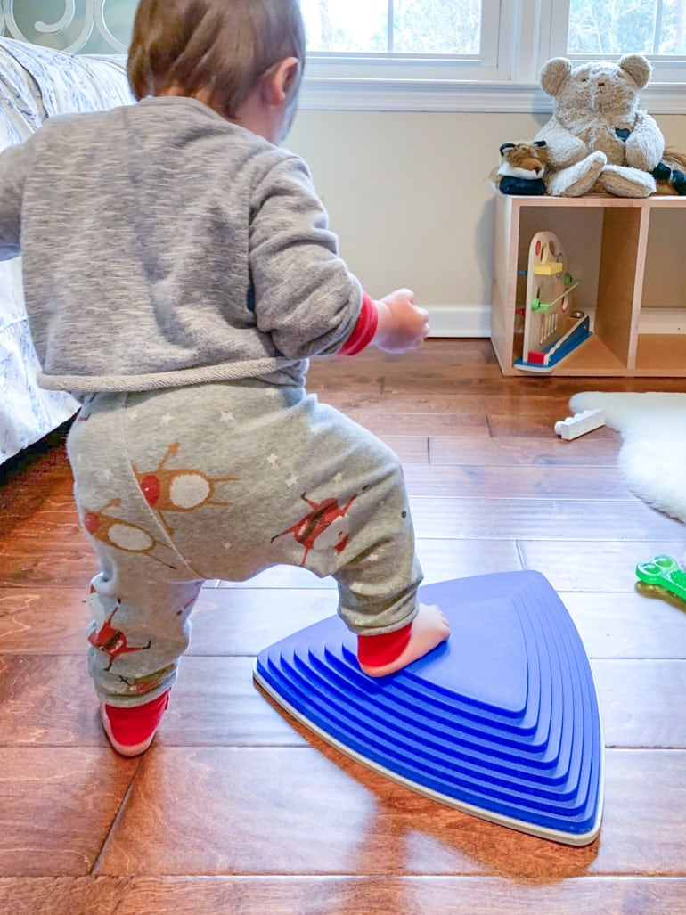 The best gross motor toys for young toddlers