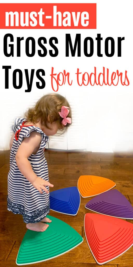 must know gross motor toys