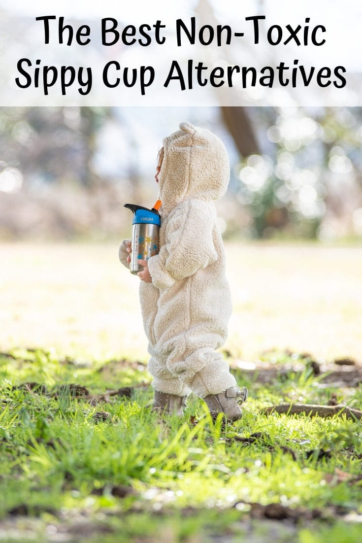 The Best Non-Toxic Sippy Cup Alternatives - Toddler Cups & Bottles That Aren't Plastic!