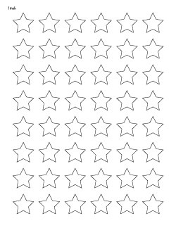 graphic about Star Printable identify 25+ Absolutely free Printable Star Templates ( far more substantial star