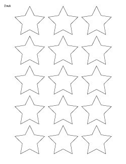 graphic regarding Star Printable titled 25+ Cost-free Printable Star Templates ( much more weighty star