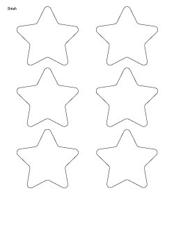 3-inch-rounded-star