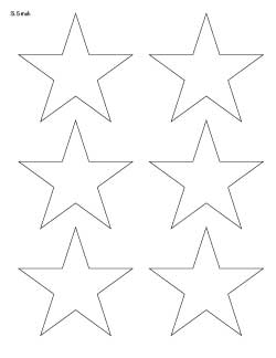 3.5-inch-geometric-stars