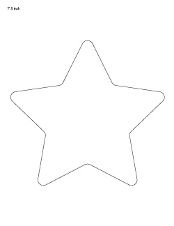7.5-inch-rounded-star