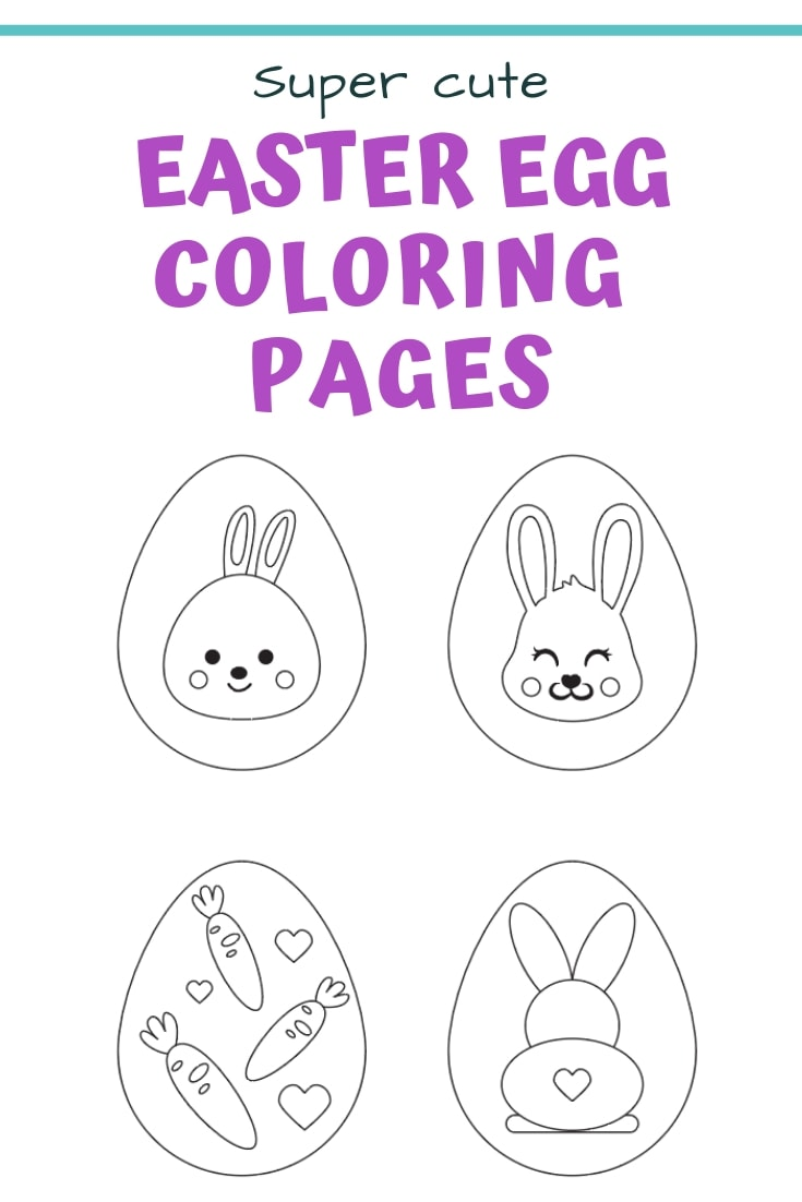 photo about Easter Bunny Printable Template referred to as 25+ Absolutely free Printable Easter Egg Templates Easter Egg