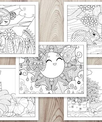 coloring pages : Geometric Coloring Pages For Adults Best Of Free ... | 427x360