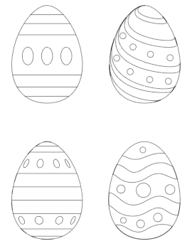 photo regarding Printable Easter Egg identify 25+ Absolutely free Printable Easter Egg Templates Easter Egg