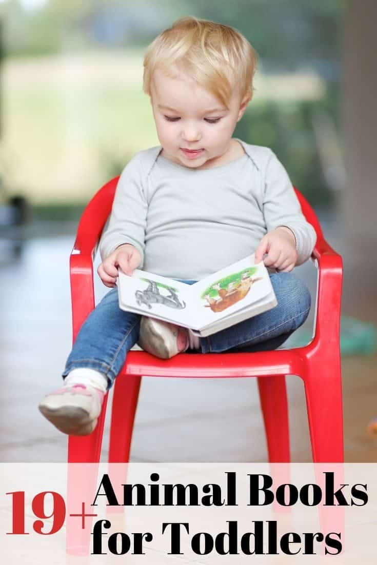 The Best Animal Books for Toddlers