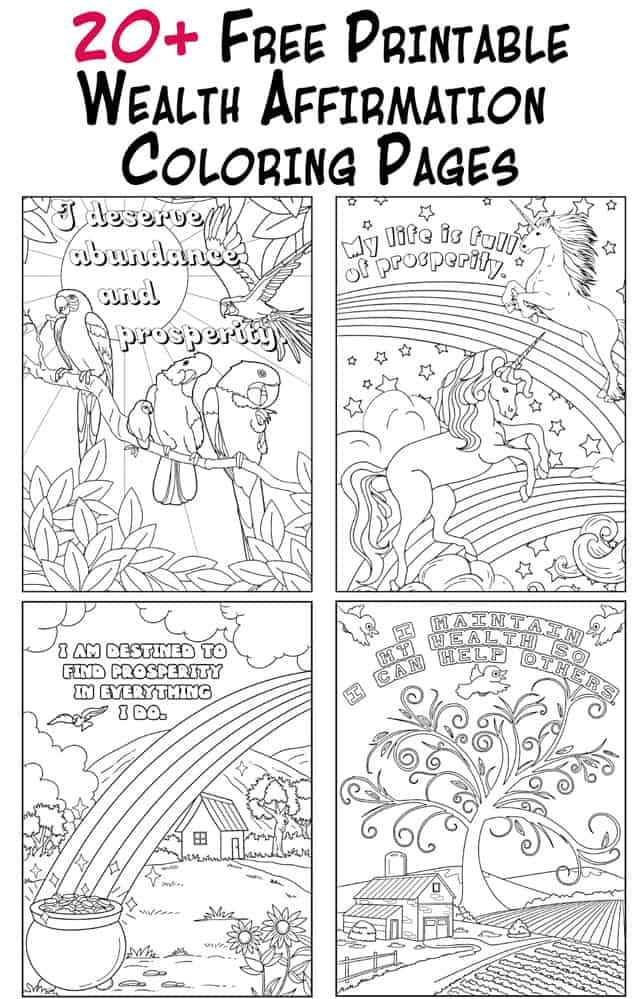 20+-free-printable-wealth-affirmation-coloring-pages