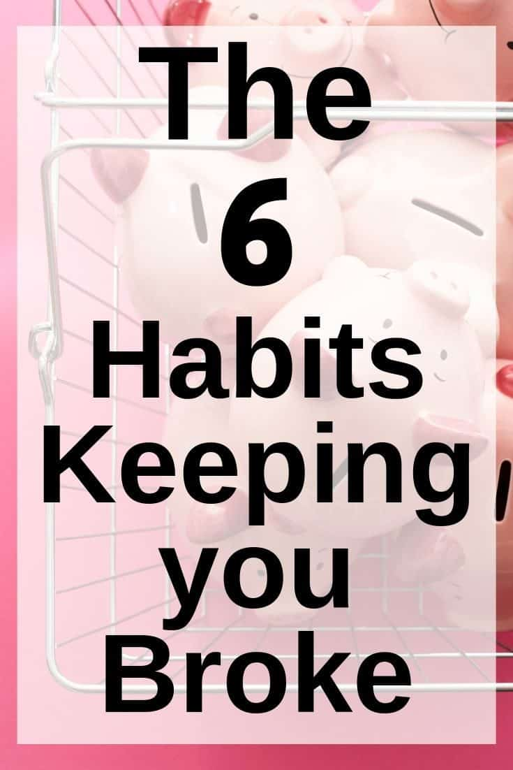 Habits That Sabotage Your Money Mindset