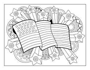american-flag-coloring-page