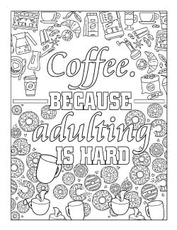 coffee-because-adulting-is-hard