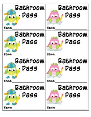 free-printable-bathroom-pass-with-owls