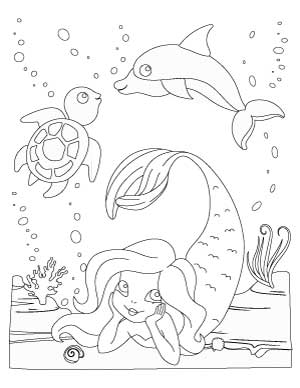 mermaid-with-turtle-and-dolphin