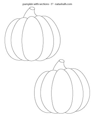 pumpkins-with-sections-5-inch