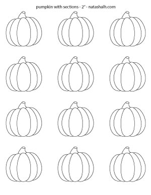 segmented-pumpkins-2-inch outlines