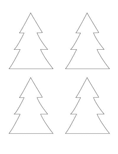 4-inch-christmas-tree-outlines