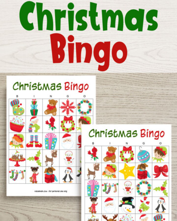 Free-printable-Christmas-Bingo-cards