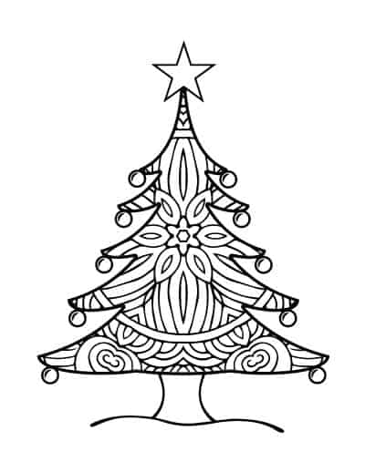 christmas-tree-with-pattern