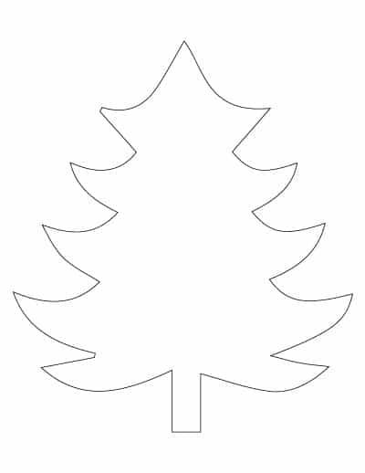spikey-christmas-tree-coloring-printable