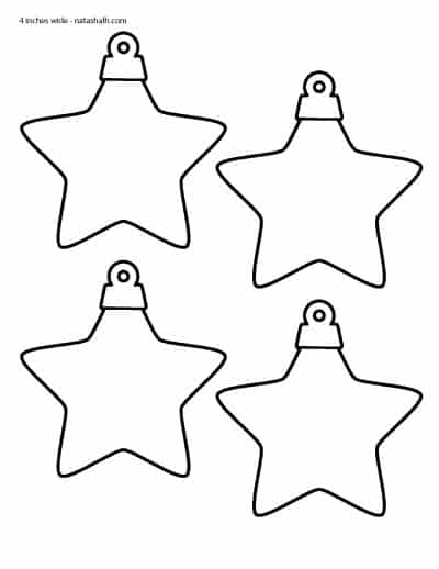 4-inch-star-ornaments