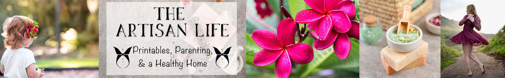 The Artisan Life header image