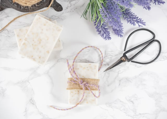 honey and oatmeal soap recipe
