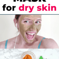 Pumpkin Face Mask for Dry Skin Recipe