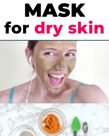 pumpkin mask for dry skin