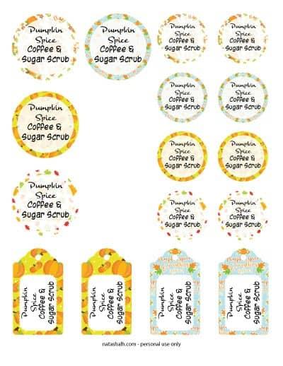 pumpkin-spice-coffee-and-sugar-scrub-gift-tags