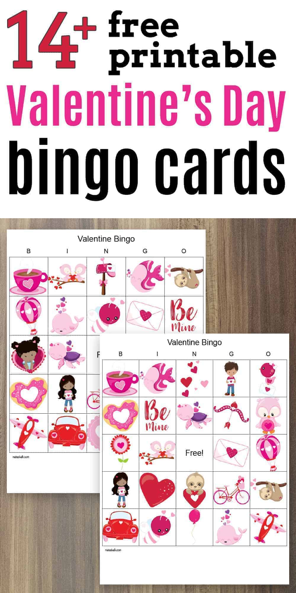It's just a photo of Printable Valentine Bingo Cards throughout love