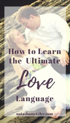 ultimate love language